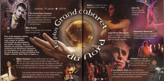 affiche programme haubourhin 2007